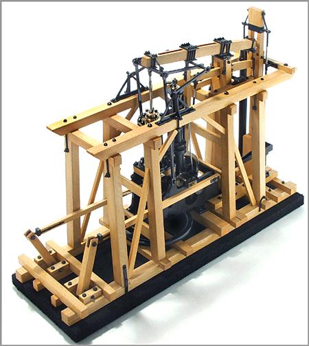 Gerd's Model Steam Engines: Links